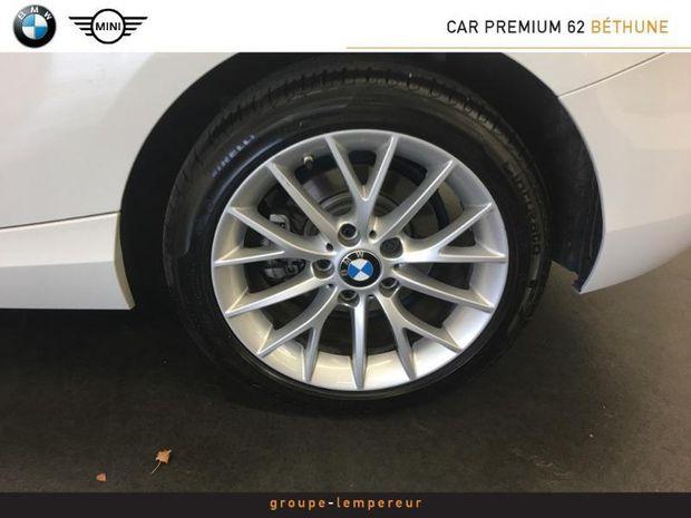 Photo miniature de la BMW Serie 1 114d 95ch Sport 3p 2017 d'occasion