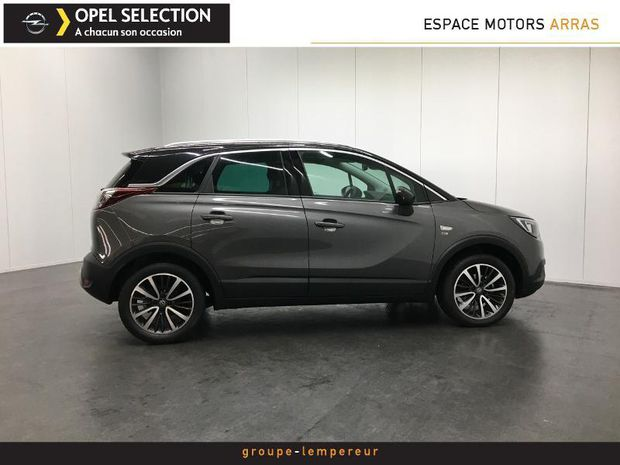 Photo miniature de la Opel Crossland X 1.2 Turbo 110ch Design 120 ans Euro 6d-T 2019 d'occasion