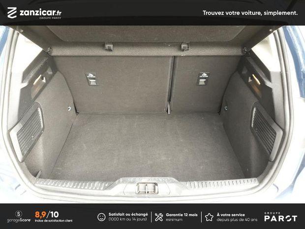 Photo miniature de la Ford Focus 1.0 EcoBoost 125ch Titanium 2018 d'occasion