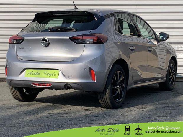 Photo miniature de la Opel Corsa 1.2 75ch ELEGANCE 2020 d'occasion