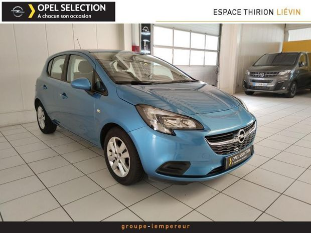 Photo miniature de la Opel Corsa 1.4 90ch Edition 5p 2018 d'occasion