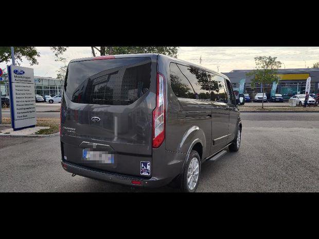 Photo miniature de la Ford Tourneo Custom 320 L2H1 2.0 EcoBlue 130ch Titanium 164g Euro6.2 2020 d'occasion