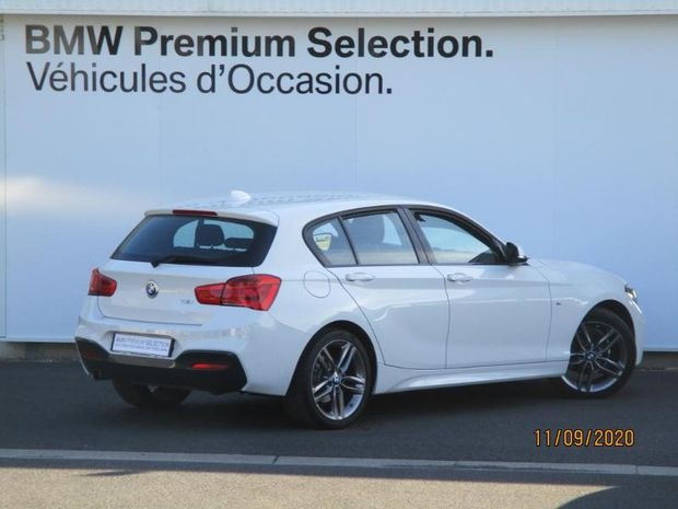 Photo miniature de la BMW Serie 1 116i 109ch M Sport 5p 2017 d'occasion