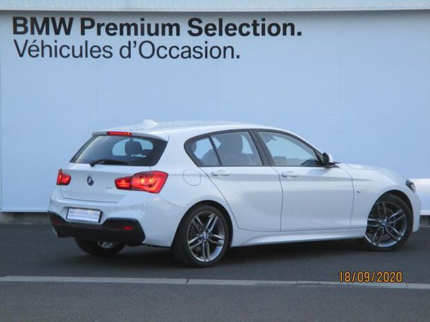 Photo miniature de la BMW Serie 1 114d 95ch M Sport 5p 2017 d'occasion