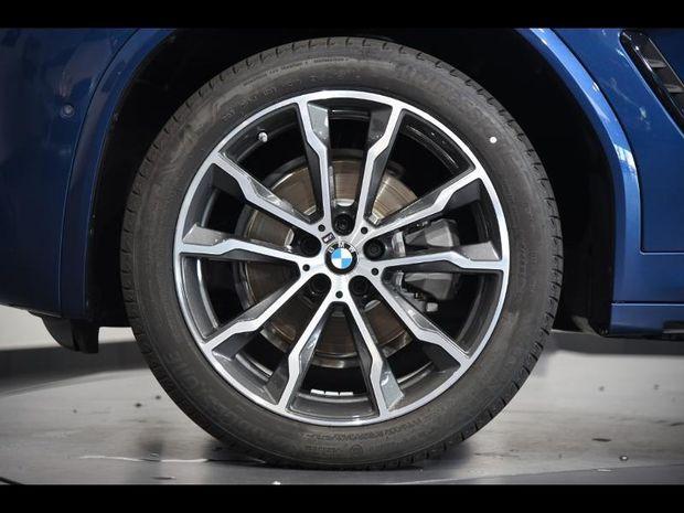 Photo miniature de la BMW X3 xDrive20dA 190ch M Sport Euro6dT 2020 d'occasion