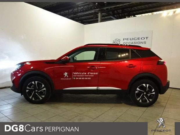Photo miniature de la Peugeot 2008 1.2 PureTech 130ch E6.c Allure S&S EAT6 6cv 2020 d'occasion