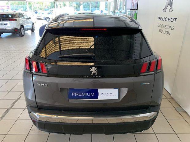 Photo miniature de la Peugeot 3008 HYBRID 225ch GT Line e-EAT8 10cv 2020 d'occasion