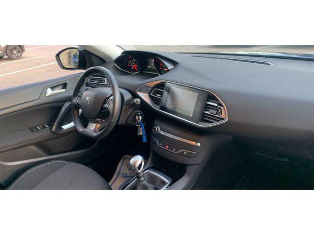 Photo miniature de la Peugeot 308 SW BlueHDi 100ch S&S BVM6 Active Business 2019 d'occasion
