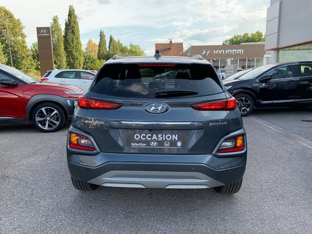 Photo miniature de la Hyundai Kona 1.0 T-GDi 120ch FAP Creative 2019 d'occasion