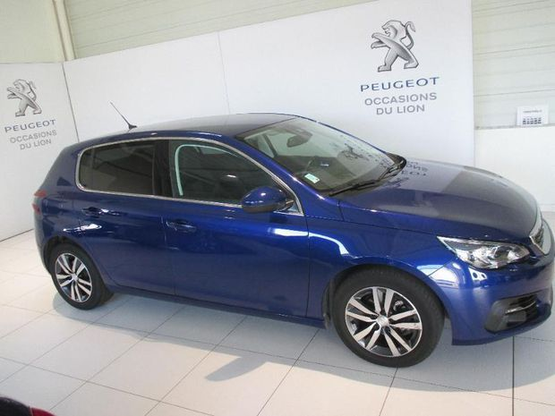 Photo miniature de la Peugeot 308 1.5 BlueHDi 100ch E6.c S&S Allure 2018 d'occasion