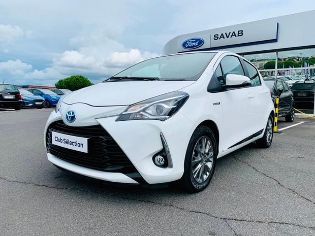Photo miniature de la Toyota Yaris 100h Dynamic 5p 2018 d'occasion