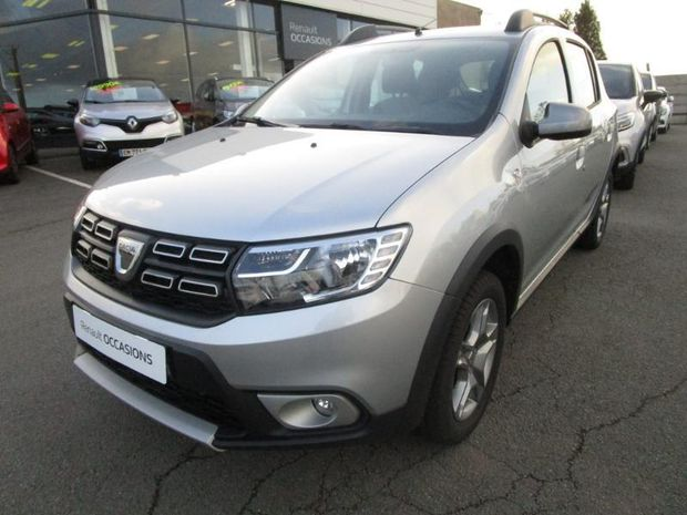 Photo miniature de la Dacia Sandero 1.5 dCi 90ch Stepway 2018 d'occasion