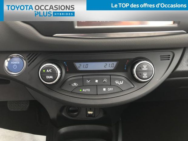 Photo miniature de la Toyota Yaris 100h France Business 5p MY19 2019 d'occasion