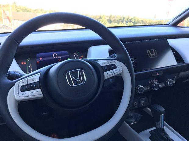 Photo miniature de la Honda Jazz 1.5 i-MMD 109ch Exclusive 2020 d'occasion