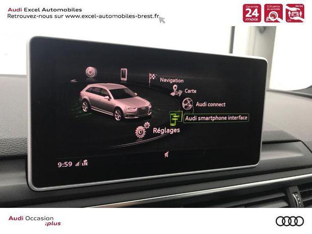Photo miniature de la Audi A4 Avant 2.0 TDI 190ch S line S tronic 7 2018 d'occasion