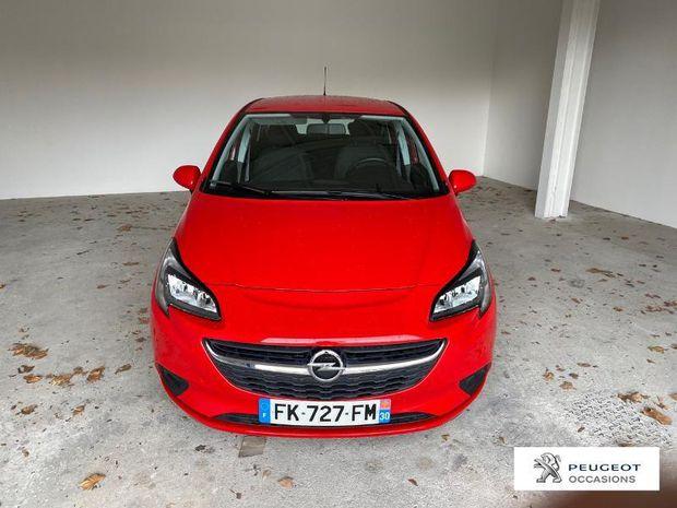 Photo miniature de la Opel Corsa 1.4 90ch Enjoy Start/Stop 5p 2019 d'occasion