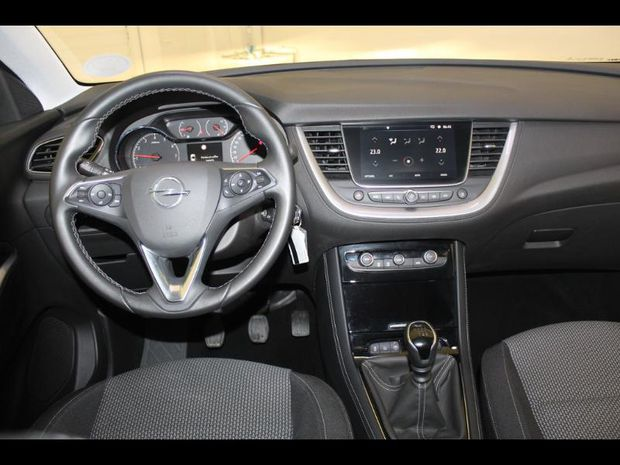 Photo miniature de la Opel Grandland X 1.2 Turbo 130ch Edition 2019 d'occasion