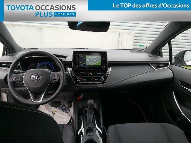 Photo miniature de la Toyota Corolla 122h Dynamic Business 2019 d'occasion