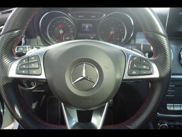 Photo miniature de la Mercedes GLA Classe  220 d Fascination 7G-DCT 2017 d'occasion