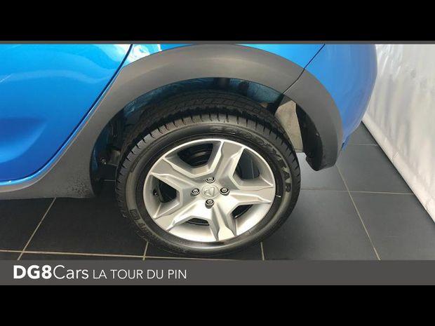 Photo miniature de la Dacia Sandero 1.5 dCi 90ch Stepway 2018 d'occasion