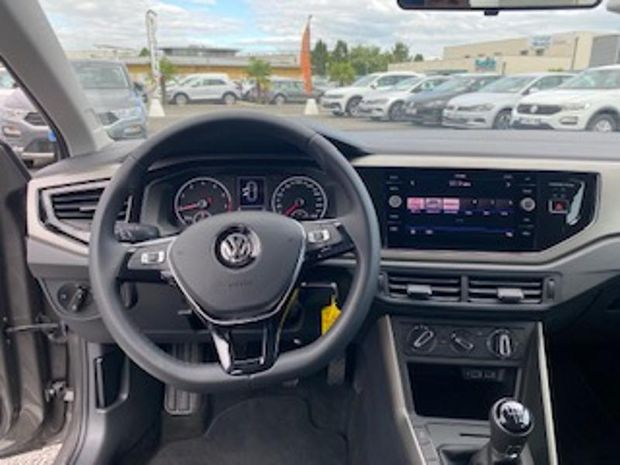 Photo miniature de la Volkswagen Polo 1.0 80ch Confortline Euro6d-T 2020 d'occasion