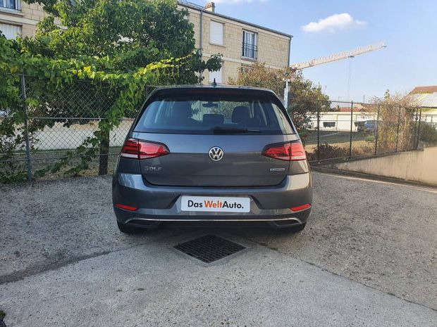 Photo miniature de la Volkswagen Golf 1.5 TSI EVO 130ch Confortline DSG7 Euro6d-T 5p 2019 d'occasion
