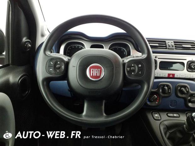 Photo miniature de la Fiat Panda 0.9 TwinAir Turbo 85 ch S&S 4x4 K-Way 2016 d'occasion