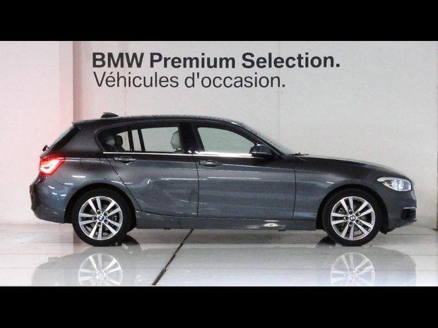 Photo miniature de la BMW Serie 1 118dA 150ch UrbanChic 5p 2017 d'occasion