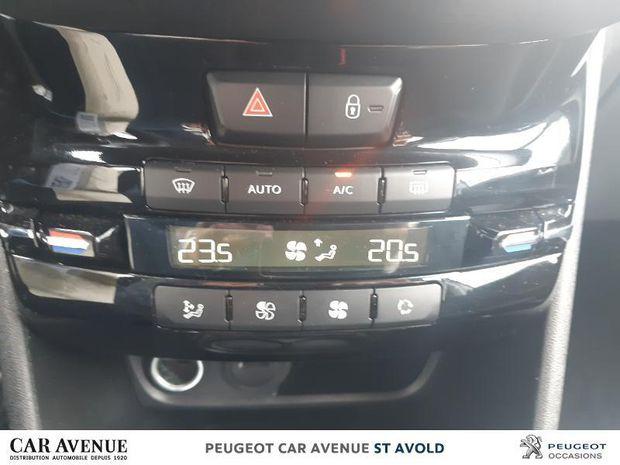 Photo miniature de la Peugeot 208 1.2 PureTech 82ch Allure 5p 2019 d'occasion