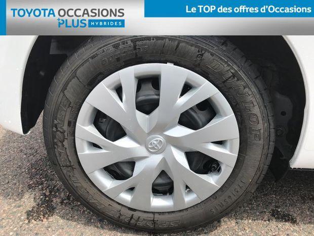 Photo miniature de la Toyota Yaris 100h France Business 5p RC19 2019 d'occasion