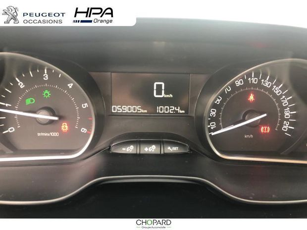 Photo miniature de la Peugeot 208 1.5 BlueHDi 100ch S&S Active 2019 d'occasion
