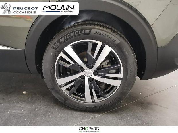 Photo miniature de la Peugeot 5008 1.5 BlueHDi 130ch E6.c Allure S&S 6cv 2019 d'occasion