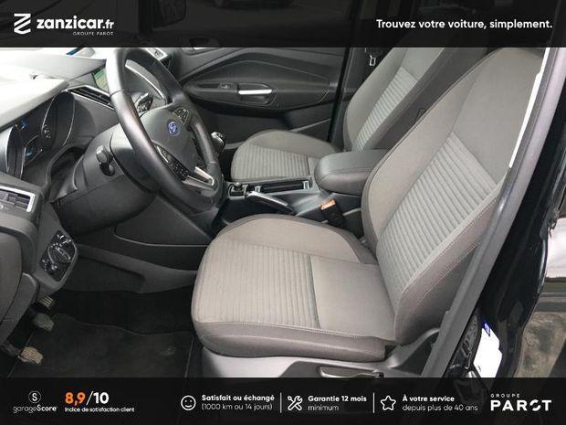 Photo miniature de la Ford Grand C-MAX 1.5 TDCi 120ch Stop&Start Titanium Euro6.2 2018 d'occasion