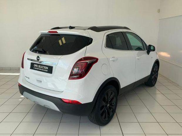 Photo miniature de la Opel Mokka X 1.6 D 136 Black Edition 4x2 Euro6d-T 2019 d'occasion
