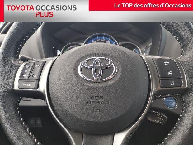 Photo miniature de la Toyota Yaris HSD 100h Dynamic 5p 2017 d'occasion