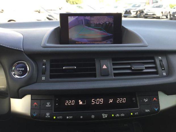 Photo miniature de la Lexus CT 200h Pack Business Euro6d-T 2020 d'occasion