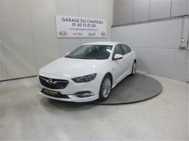 Photo miniature de la Opel Insignia 1.5 TURBO 165 CH BVA6 2019 d'occasion