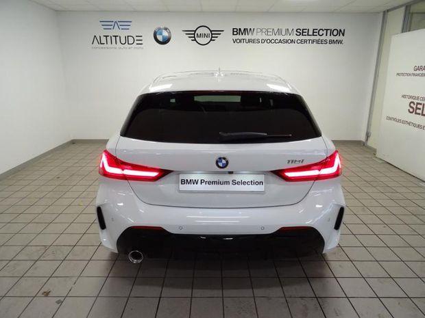 Photo miniature de la BMW Serie 1 118iA 140ch M Sport DKG7 2020 d'occasion