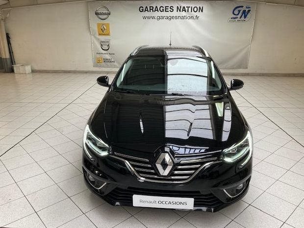 Photo miniature de la Renault Megane Mégane IV Estate TCe 140 EDC FAP Intens 2018 d'occasion