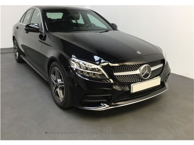 Photo miniature de la Mercedes Classe C 220 D 9G-TRONIC 2020 d'occasion