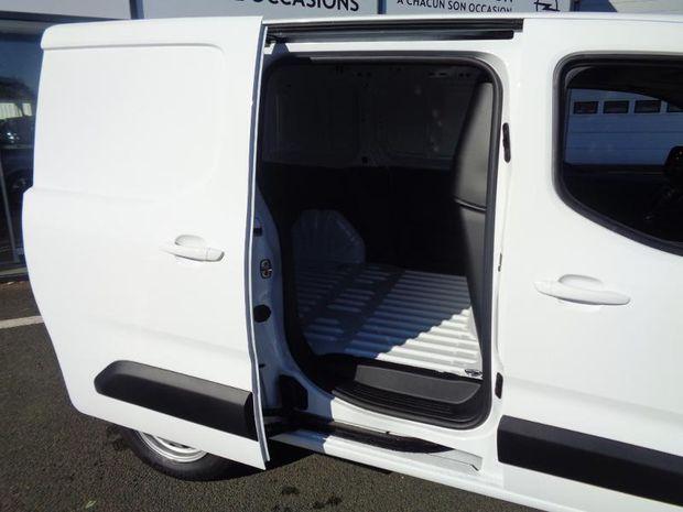 Photo miniature de la Opel Combo Cargo L1H1 1000kg 1.5 130ch S&S Pack Business BVA8 2020 d'occasion