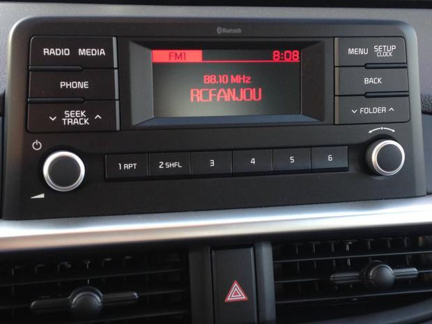 Photo miniature de la Kia Picanto 1.0 67ch Active Euro6d-T 2020 d'occasion