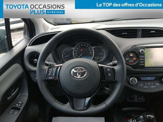Photo miniature de la Toyota Yaris 100h France Business 5p MY19 2019 d'occasion