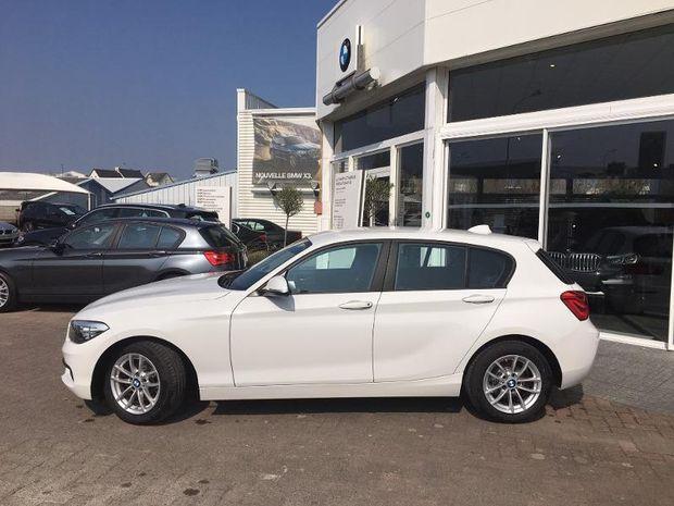 Photo miniature de la BMW Serie 1 114d 95ch Lounge 5p Euro6c 2018 d'occasion