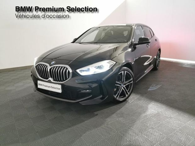 Photo miniature de la BMW Serie 1 118iA 140ch M Sport DKG7 112g 2019 d'occasion