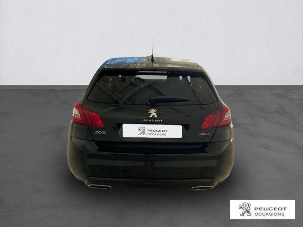 Photo miniature de la Peugeot 308 1.2 Puretech 130ch GT Line S&S EAT6 5p 2017 d'occasion