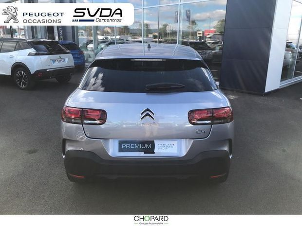 Photo miniature de la Citroën C4 Cactus PureTech 110ch S&S Feel E6.d 2019 d'occasion