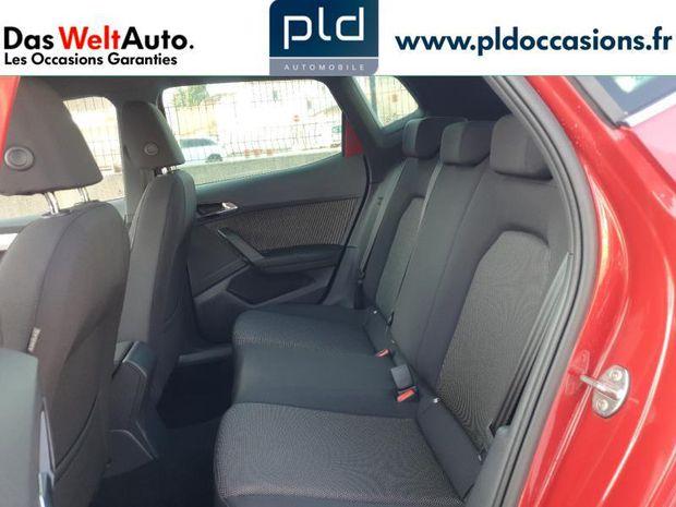 Photo miniature de la Seat Arona 1.0 EcoTSI 115ch Start/Stop Xcellence DSG Euro6d-T 2019 d'occasion