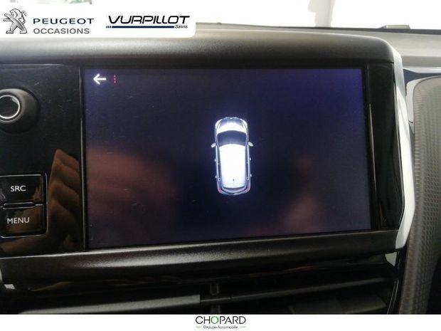 Photo miniature de la Peugeot 208 1.2 PureTech 110ch GT Line S&S EAT6 5cv 5p 2019 d'occasion