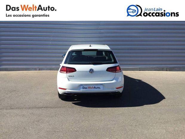 Photo miniature de la Volkswagen Golf 1.0 TSI 115 DSG7 2019 d'occasion